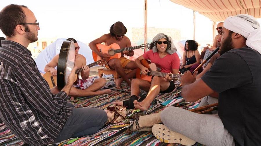 chillout 3alganoob festival